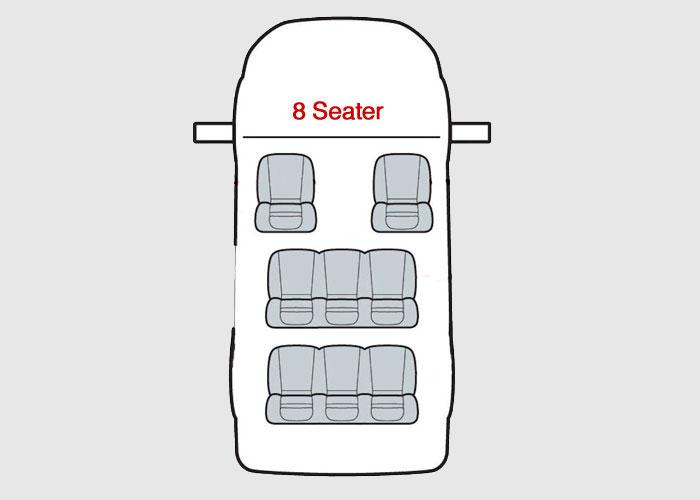 Minibus Seat Covers